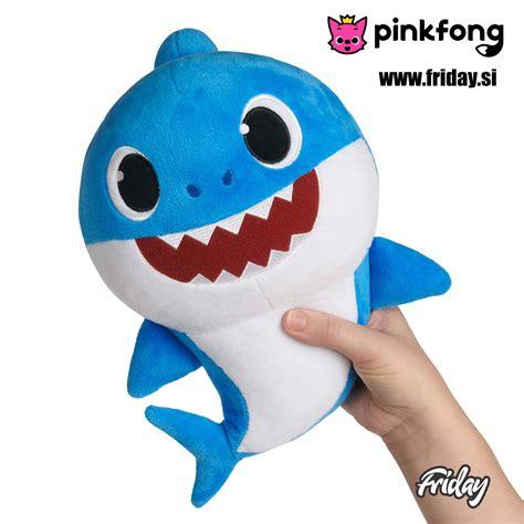 Interaktivna igračka Baby Shark - Daddy NIJE VIŠE DOSTUPAN ...