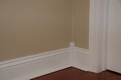 baseboard  corner block baseboard styles