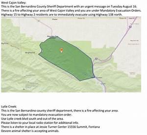 How do fires affect San Bernardino County ...