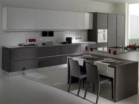 decora  disena estupendas fotos de cocinas en color gris