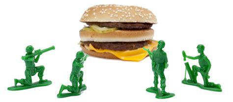 military diet   closer   nutrition standards