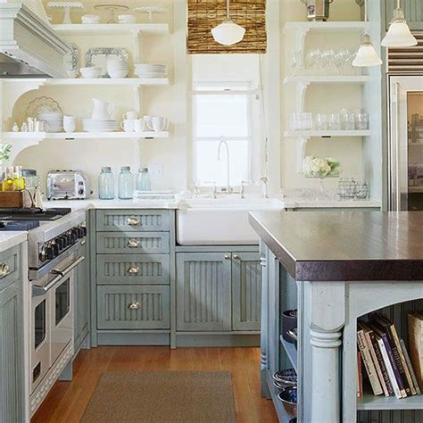 kitchen islands on 14 farmhouse kitchens copy the style for your own home 5261