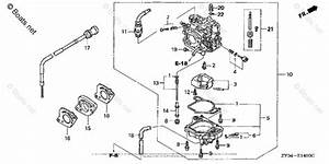 Honda Outboard Parts By Year 2003 Oem Parts Diagram For Carburetor  Manual