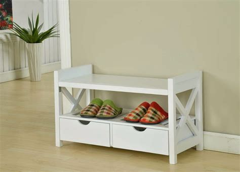 Storage Bench And Table by Ideas Comfort And Functionality Combine Of Shoe Bench