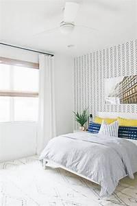 Bright, White, Boy, U0026, 39, S, Bedroom, Interior, Inspo