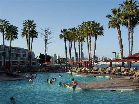 pool   coronado marriott coronado times