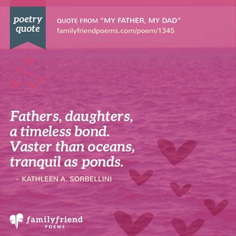 father  dad father child poem