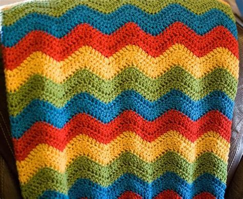 ripple afghan you have to see colorbox ripple afghan by nicole ross