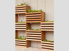 10 Vertical Planter Ideas For Summer HGTV's Decorating