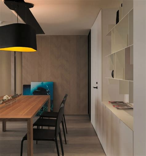 Taiwanese Apartment With Simple Layout And Punchy Palette taiwanese apartment with simple layout and punchy palette