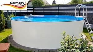 Pool 120 Tief : 500 x 150 pool komplettset alu gartenpool shop ~ A.2002-acura-tl-radio.info Haus und Dekorationen