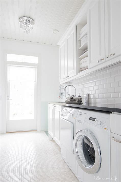 25+ Best White Laundry Rooms Ideas On Pinterest Laundry