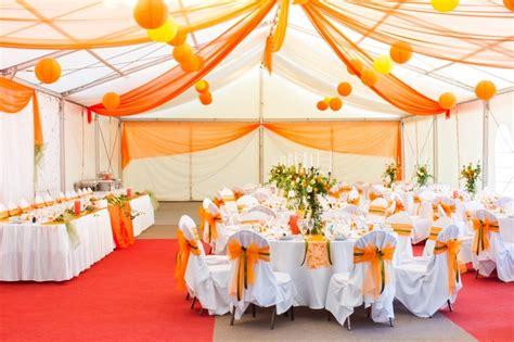article de decoration pour mariage couleurs pour la d 233 coration de mariage automne 2014
