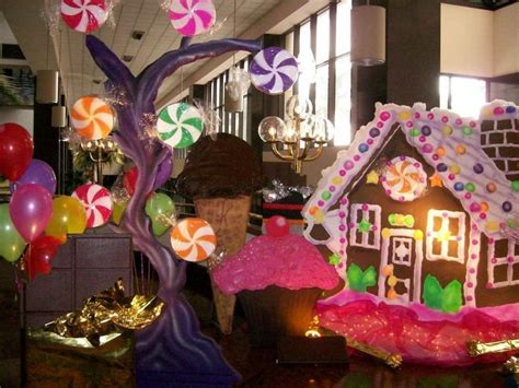 pin  stacy anderson  gingerbread candy land