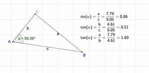 Sinus Cosinus Berechnen : sinus cosinus tangens geogebra ~ Themetempest.com Abrechnung