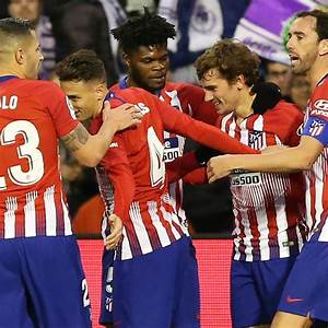 La Liga Results 2018: Scores and Updated Table After Saturday's Week 16 Matches | Bleacher ...