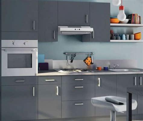 cuisines grises dynamiser une cuisine grise astuces et conseils déco
