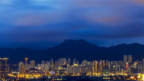 cityscape mountains hd wallpapers desktop  mobile
