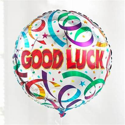 Luck Balloon Cake Wishes Graphics Calm Keep