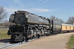 Union Pacific No. 3977 | Locomotive Wiki | FANDOM powered ...