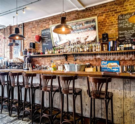 These coffees of exceptional flavor are the finest organic coffee you can brew. Toasted - Toast Bistro, Wine Bar & Cellar - East Dulwich   Coffee shop design, Bar, Wine bar