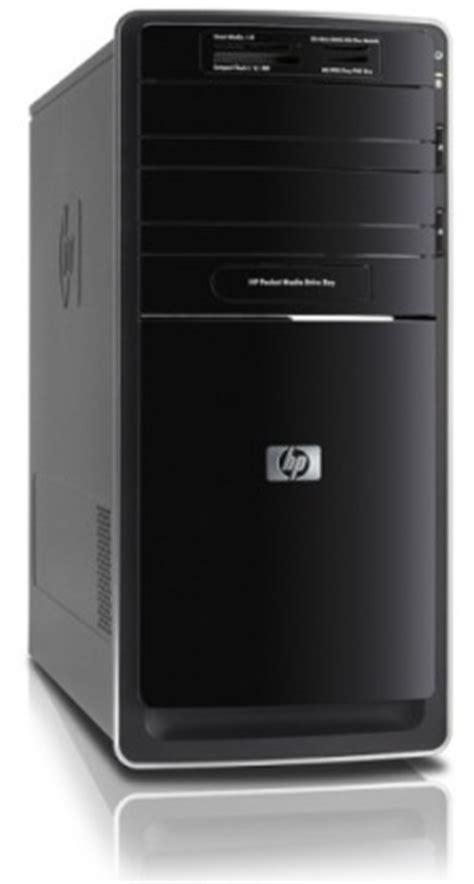 HP Pavilion p6000 Desktop PCs - Opening the PC Case | HP