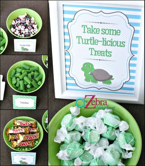 Turtles Baby Shower Theme by Turtle Baby Shower Ideas A To Zebra Celebrations Boy