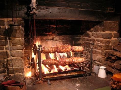 colonial cooking hearth fireplace rumford cooking