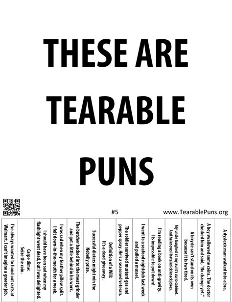 kitchen island with legs tearable puns posters