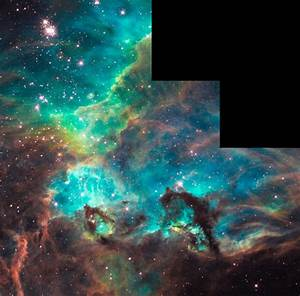 Hubble Snaps New Star Birth Photos During 100,000th Orbit ...
