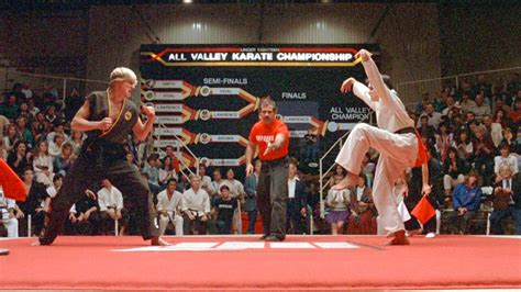 youtube red  making  karate kid sequel series called