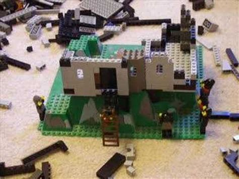 Cool Lego Building Youtube