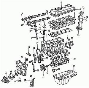2009 Toyota Tacoma Engine Diagram