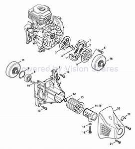 Stihl Fs 36 Trimmer Parts Diagram
