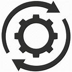 Icon Change System Settings Update Icons Upgrading