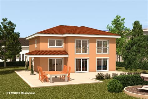 Häuser by Favorit Massivhaus