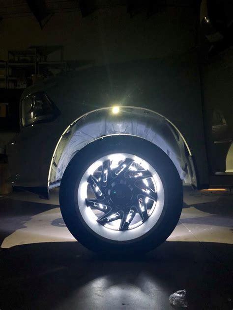 dodge ram  oracle led wheel ring lights wheel