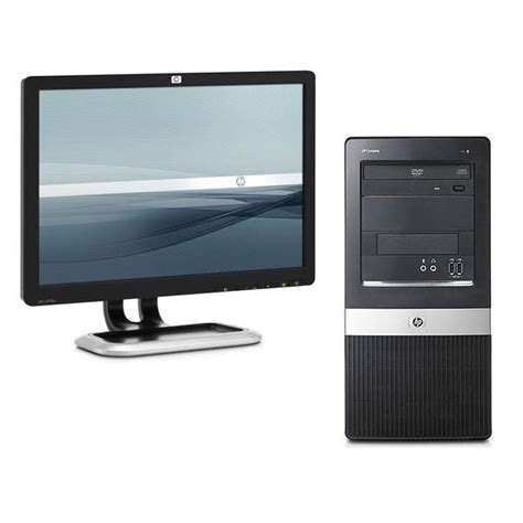 compaq ordinateur de bureau hp compaq dx2400 l1908w pc de bureau hp sur ldlc com