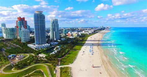 South Point South Beach Miami Florida Stock Video