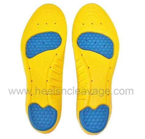 Boat Shoes With Arch Support by Arch Support Sport Insoles For Running Shoes Work Boot