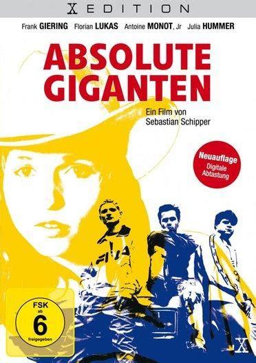 Review: ABSOLUTE GIGANTEN - Letzte Runde unter Freunden