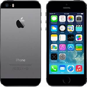 Apple iPhone 5, s 64, gB, space Gray CZ, refurbished