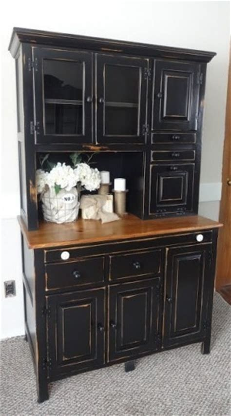 painting kitchen cabinets black distressed pine furniture thing 7333