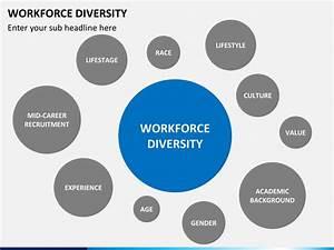 workforce diversity powerpoint template sketchbubble With diversity powerpoint templates free
