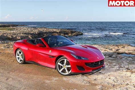 Enginert has information on the capacity of the 2018 portofino, and other models. 2018 Ferrari Portofino review | MOTOR