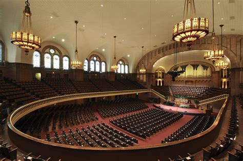 The Moody Church · Sites · Open House Chicago