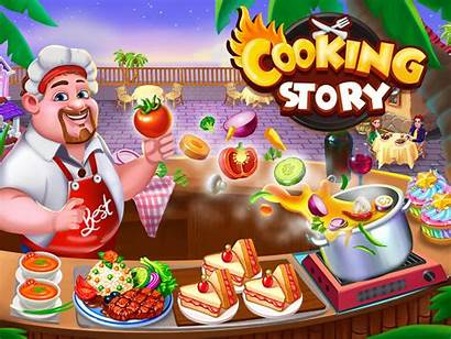 Cooking Games Chef Crazy Kitchen Story Fast