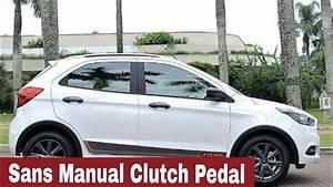 Sans Manual Clutch Pedal 2018