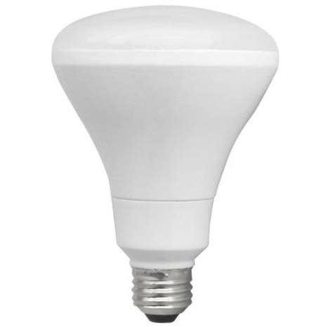 tcp 65w equivalent daylight 5000k br30 dimmable led