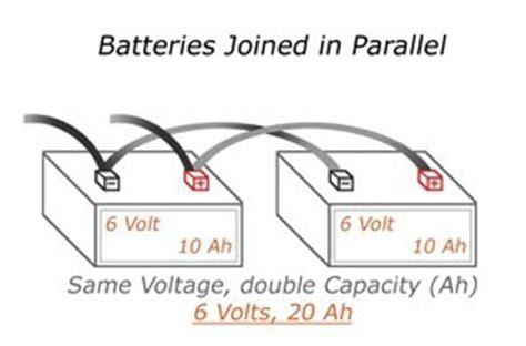 Understanding Battery Configurations Stuff